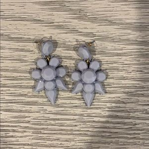 Blue J Crew Earrings